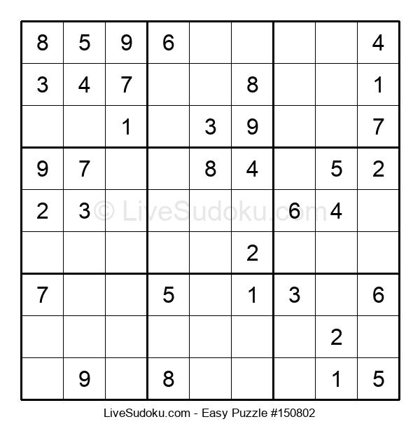 Beginners Puzzle #150802