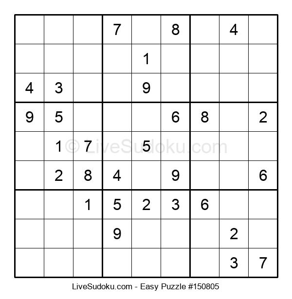 Beginners Puzzle #150805