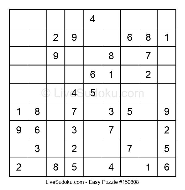 Beginners Puzzle #150808