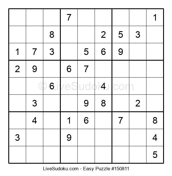 Beginners Puzzle #150811