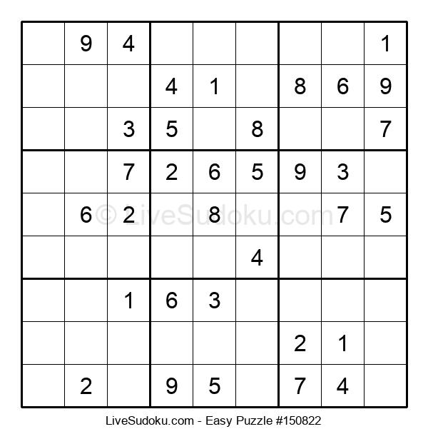 Beginners Puzzle #150822