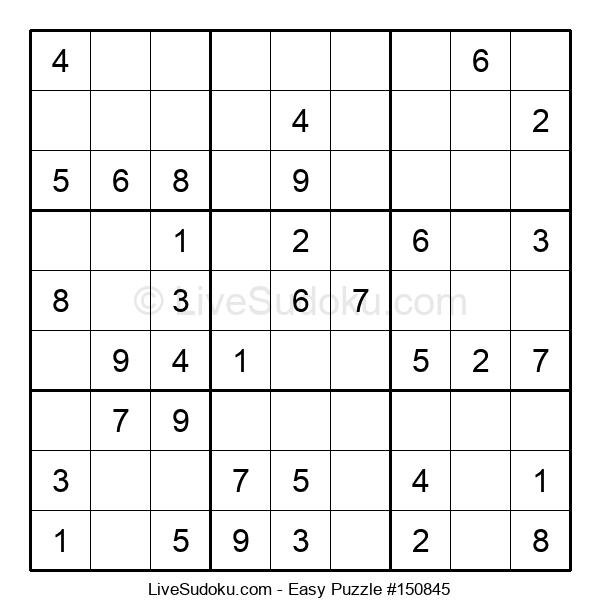 Beginners Puzzle #150845