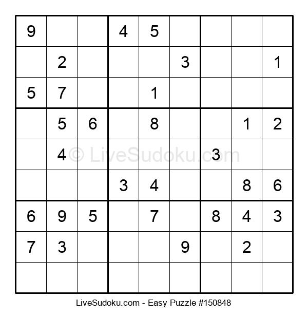 Beginners Puzzle #150848