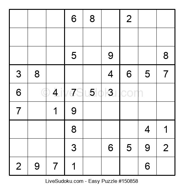 Beginners Puzzle #150858