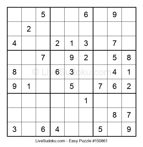 Beginners Puzzle #150861