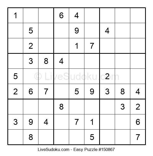 Beginners Puzzle #150867