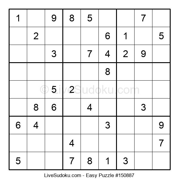 Beginners Puzzle #150887