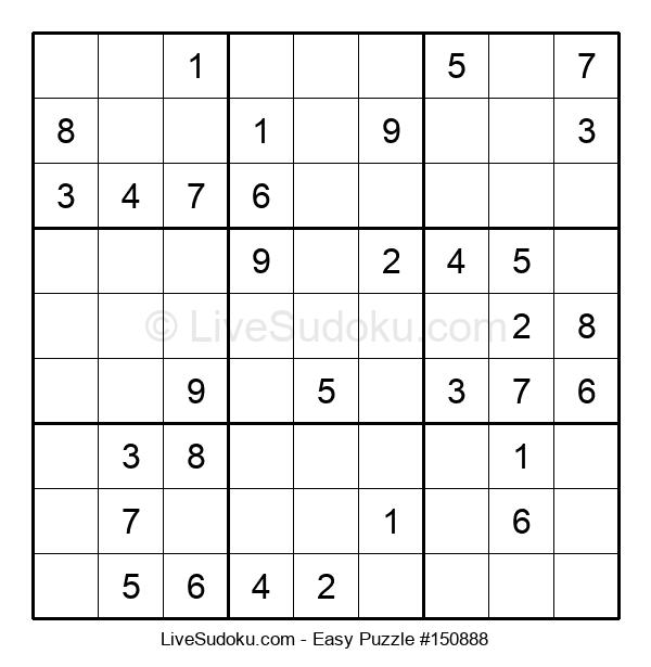 Beginners Puzzle #150888