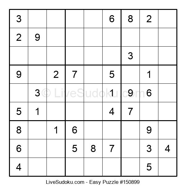 Beginners Puzzle #150899