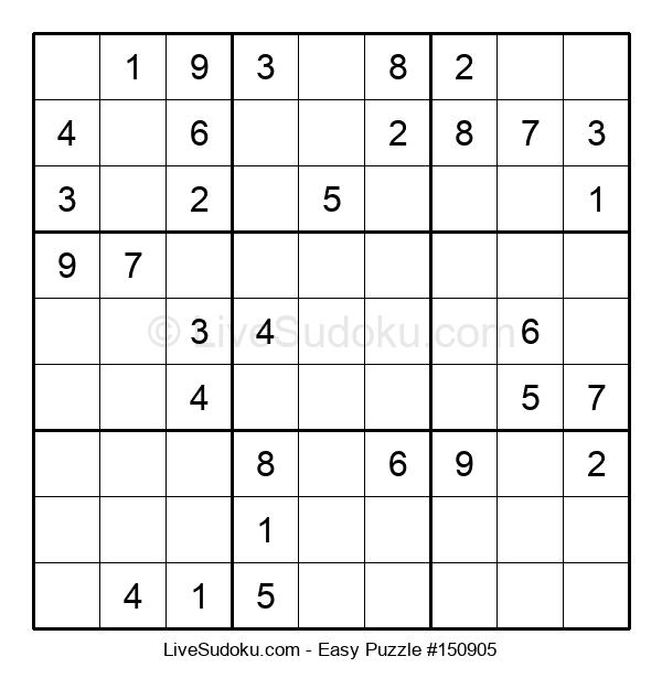 Beginners Puzzle #150905