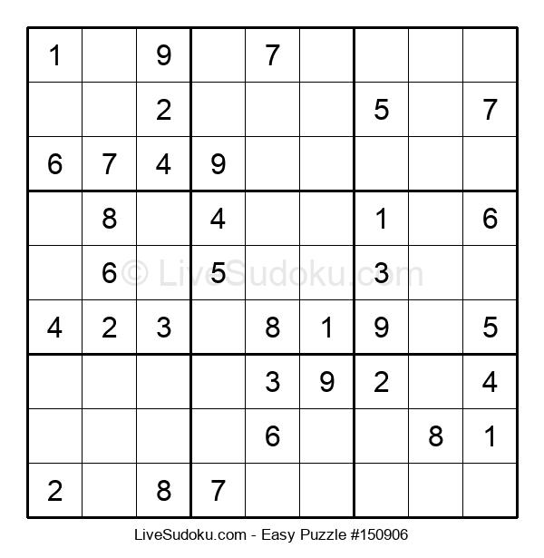 Beginners Puzzle #150906