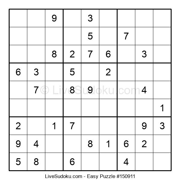 Beginners Puzzle #150911