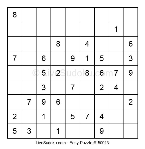 Beginners Puzzle #150913