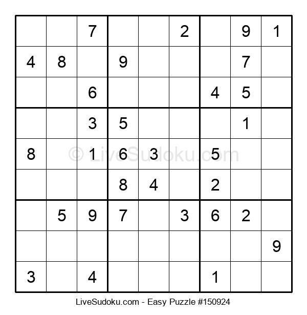 Beginners Puzzle #150924
