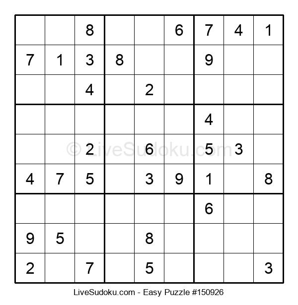 Beginners Puzzle #150926