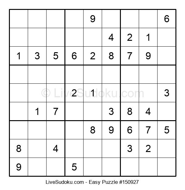 Beginners Puzzle #150927
