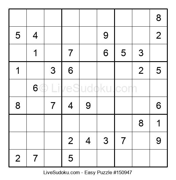 Beginners Puzzle #150947