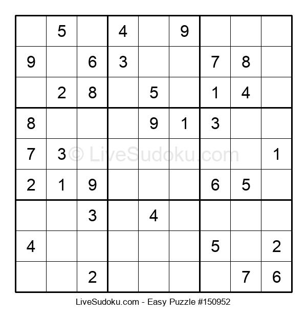 Beginners Puzzle #150952