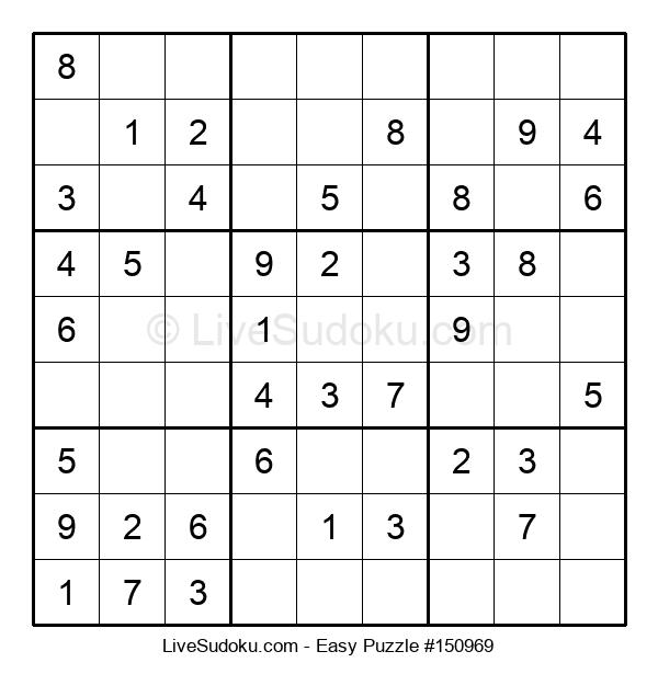 Beginners Puzzle #150969