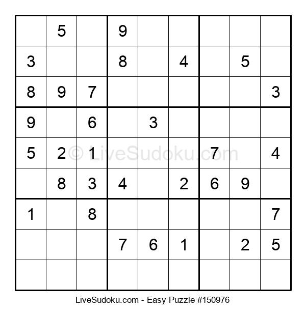 Beginners Puzzle #150976