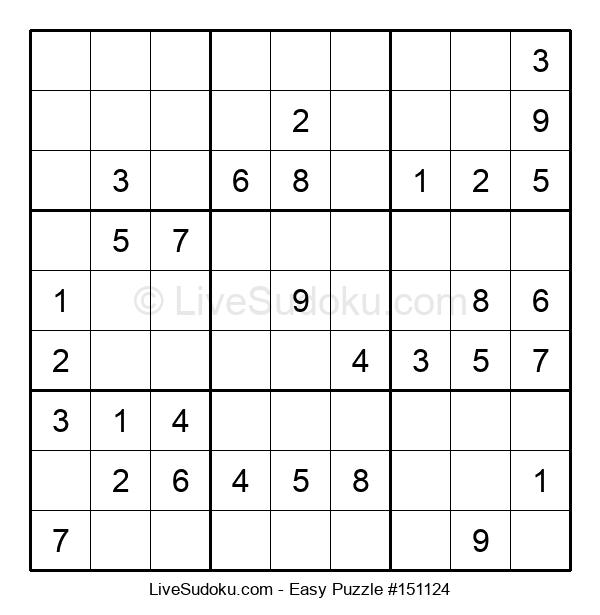 Beginners Puzzle #151124