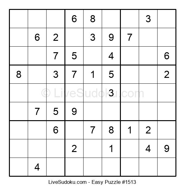 Beginners Puzzle #1513
