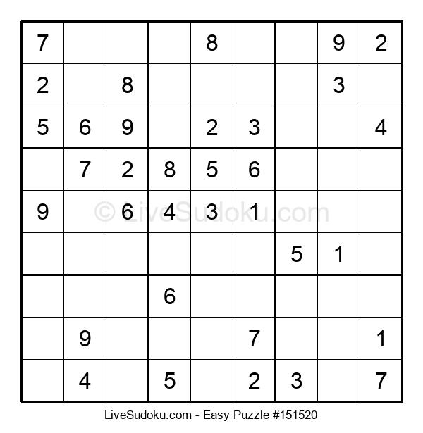 Beginners Puzzle #151520