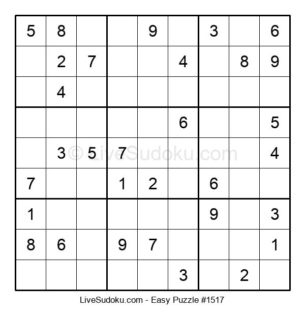 Beginners Puzzle #1517