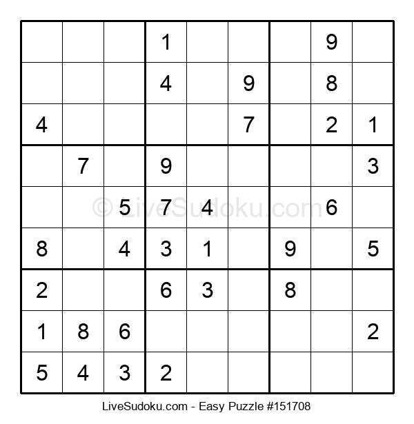 Beginners Puzzle #151708