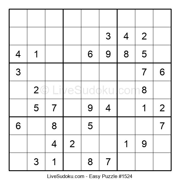 Beginners Puzzle #1524