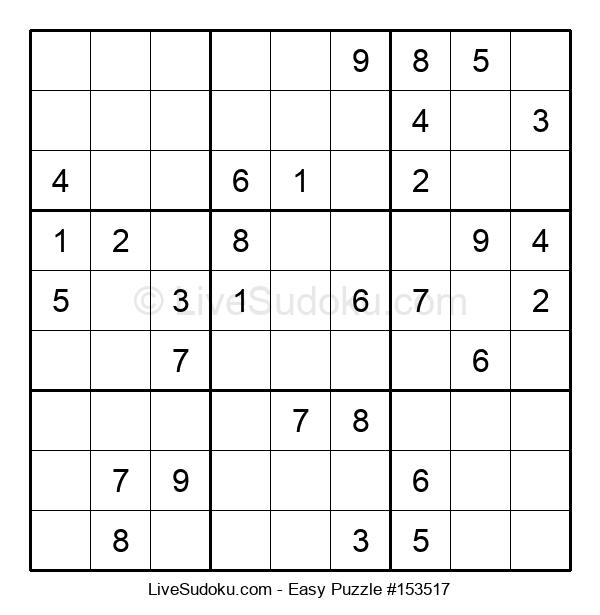 Beginners Puzzle #153517