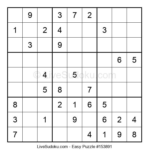 Beginners Puzzle #153891