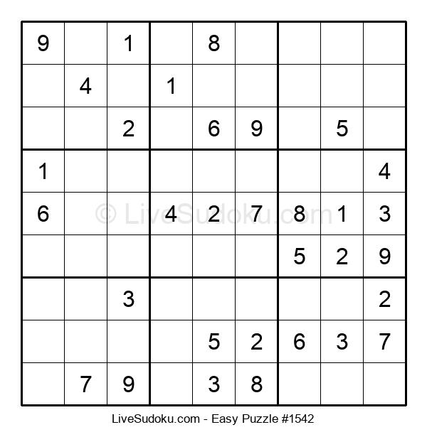 Beginners Puzzle #1542