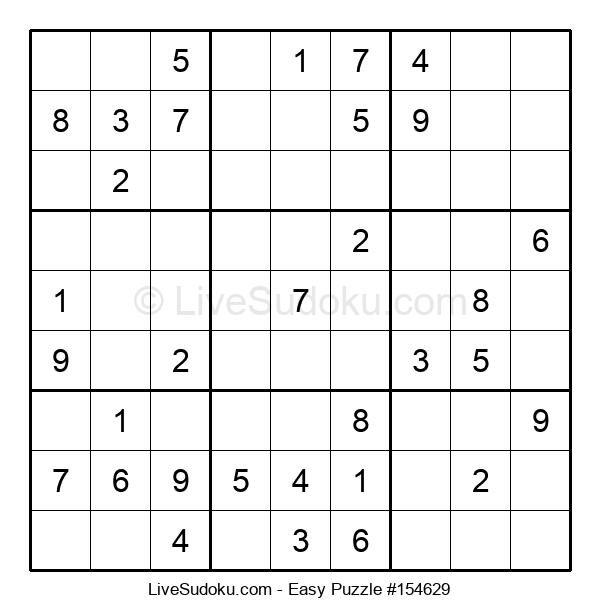 Beginners Puzzle #154629