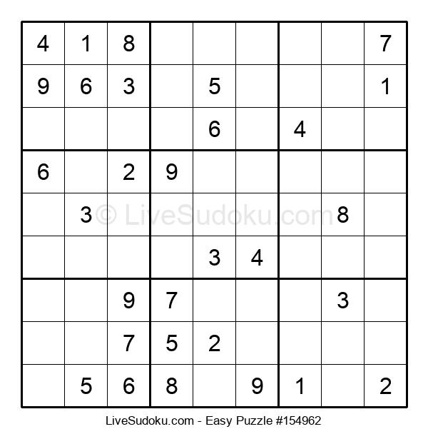 Beginners Puzzle #154962