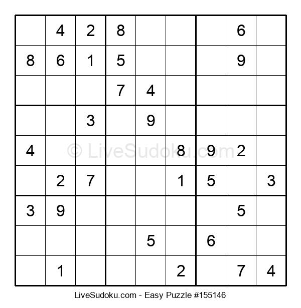 Beginners Puzzle #155146