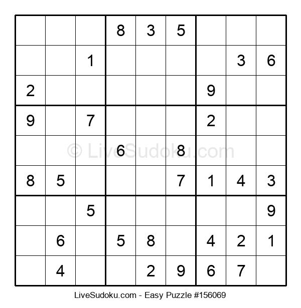 Beginners Puzzle #156069