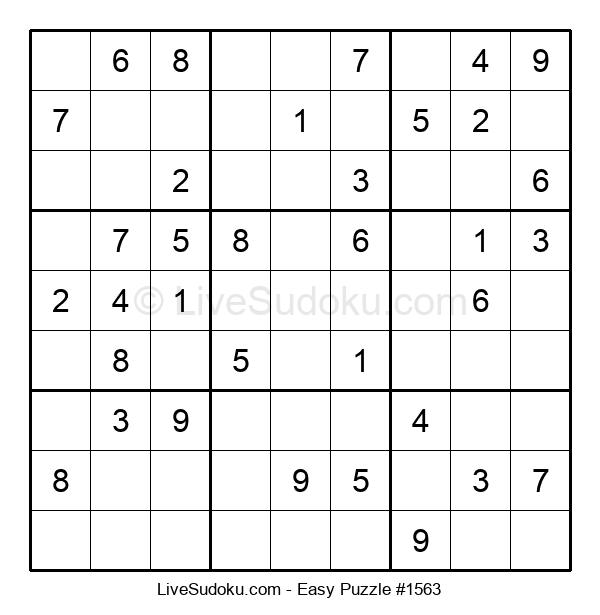 Beginners Puzzle #1563