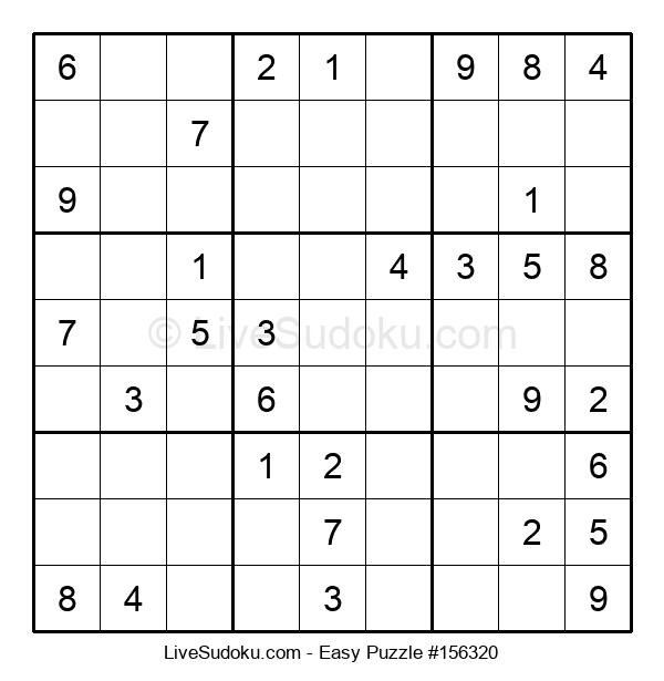 Beginners Puzzle #156320