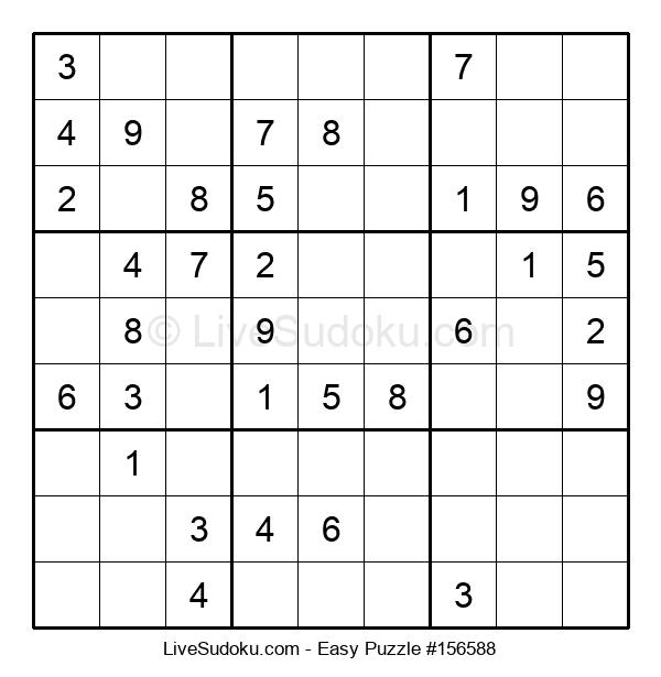 Beginners Puzzle #156588