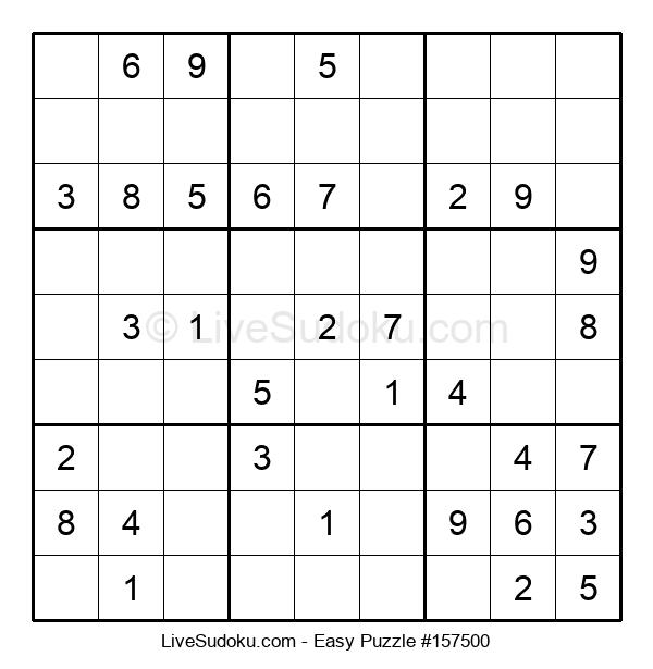 Beginners Puzzle #157500