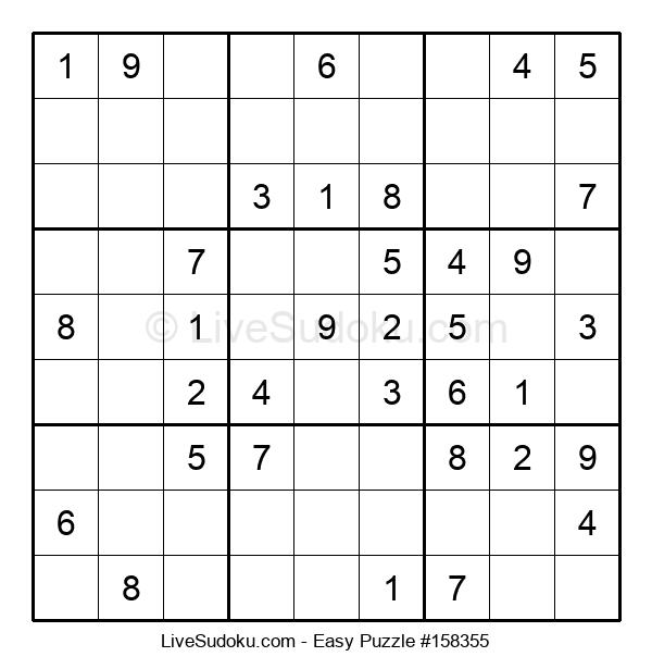 Beginners Puzzle #158355