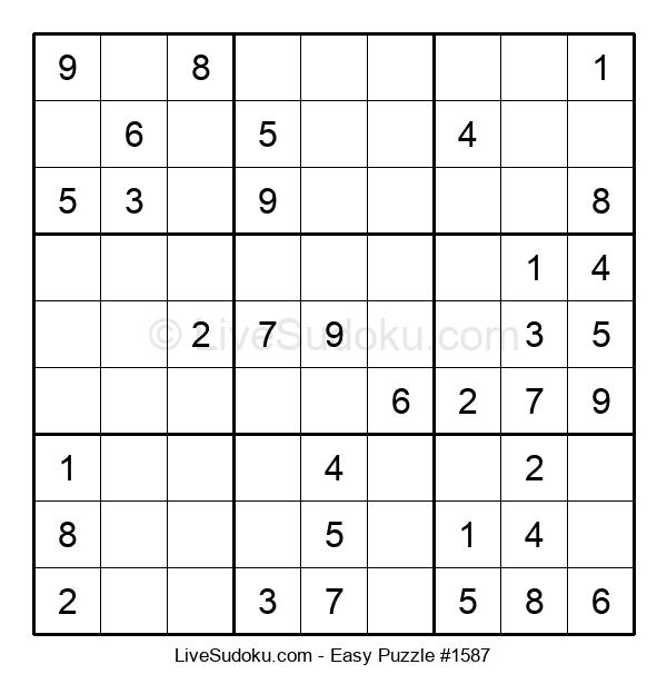 Beginners Puzzle #1587