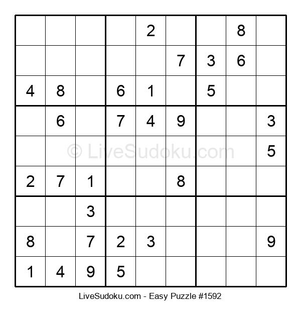 Beginners Puzzle #1592