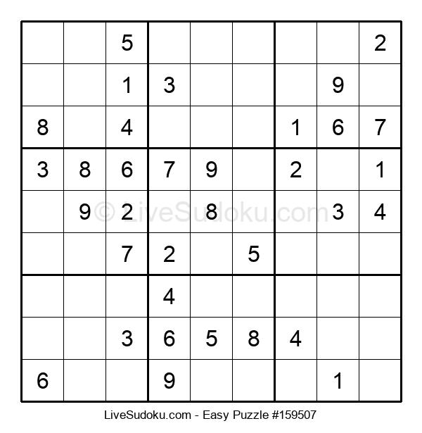 Beginners Puzzle #159507