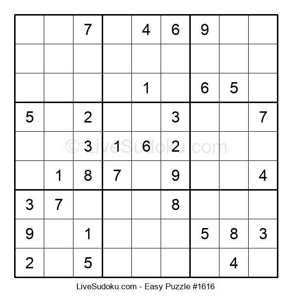 Beginners Puzzle #1616