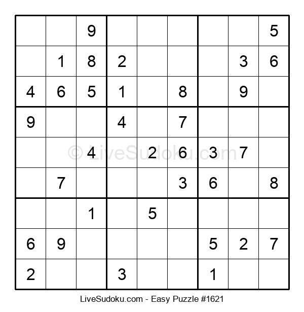 Beginners Puzzle #1621
