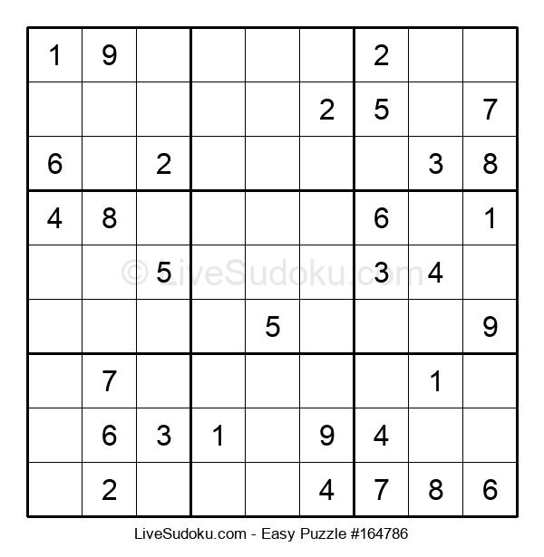 Beginners Puzzle #164786