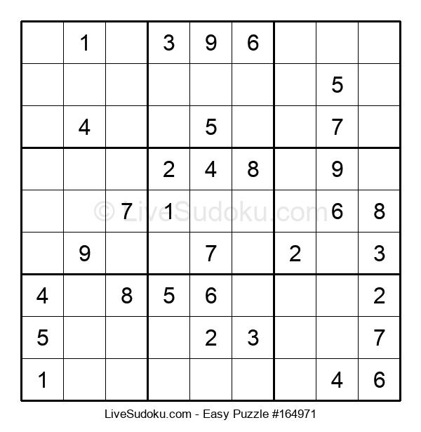 Beginners Puzzle #164971