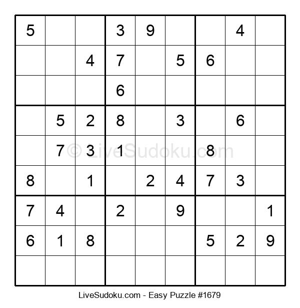 Beginners Puzzle #1679